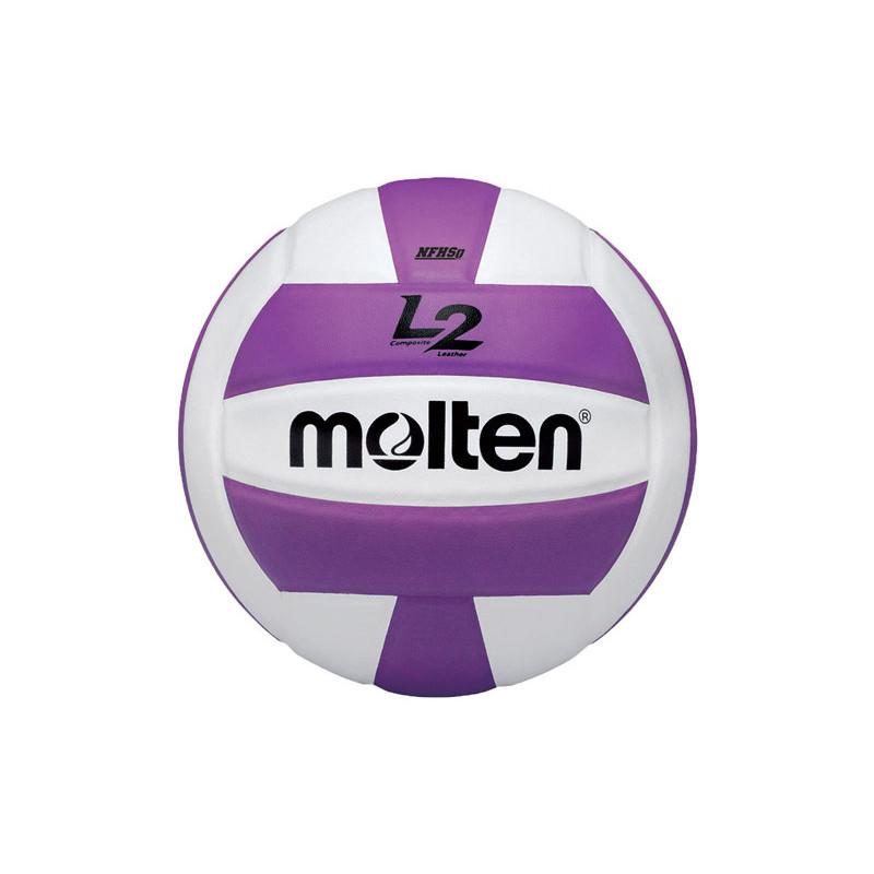 Molten L2 Volleyball - Purple