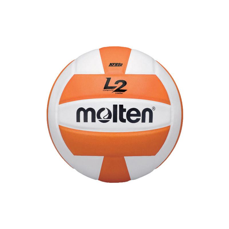 Molten L2 Volleyball - Orange