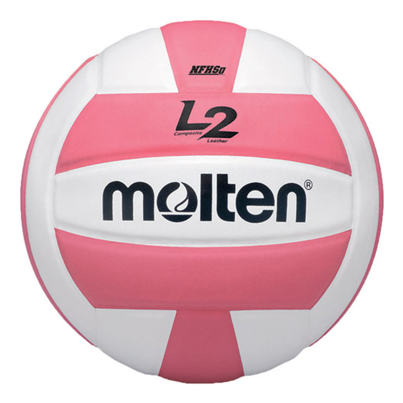 Molten L2 Volleyball - Pink