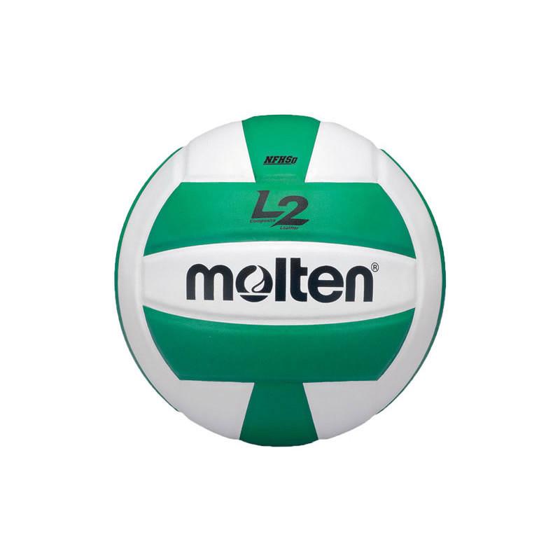 Molten L2 Volleyball - Green