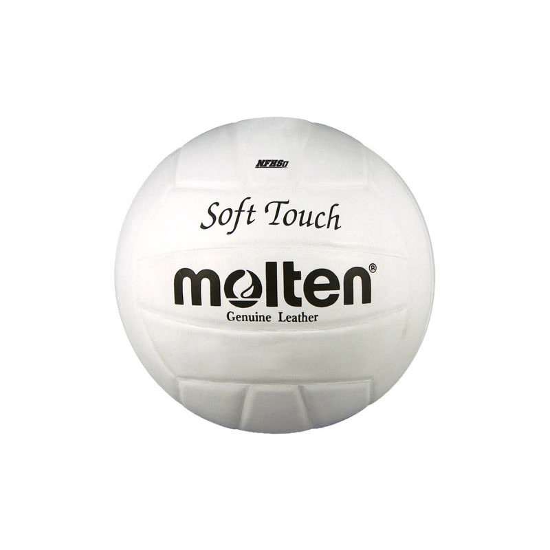 Molten Soft Touch Volleyball - White