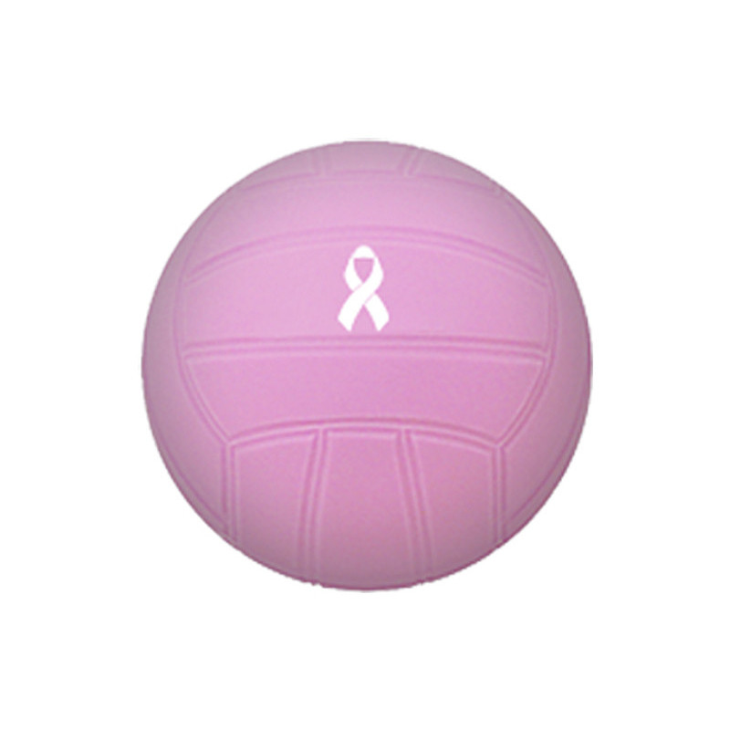 Baden Mini Rubber Volleyball - Pink