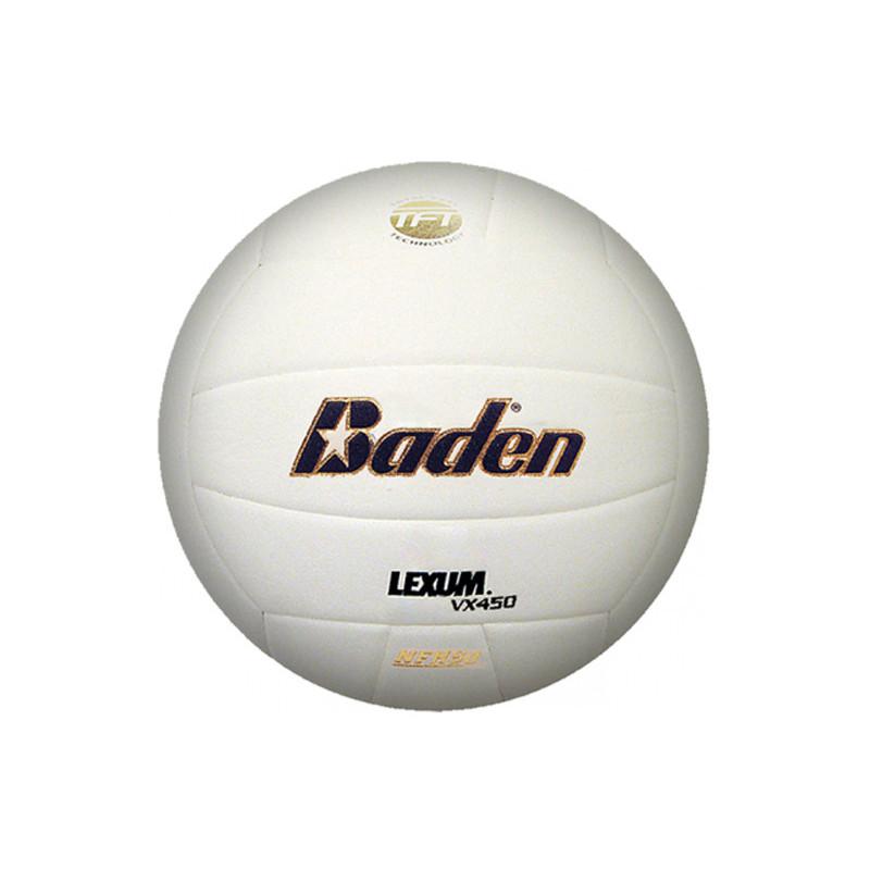 Baden Lexum Comp VX450 Volleyball - White