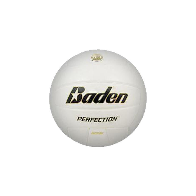 Baden VX5E Perfection Elite Series Volleyball - White