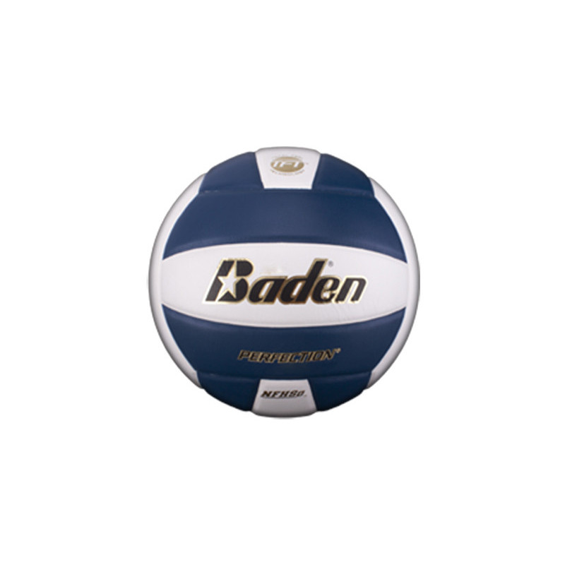 Baden VX5E Perfection Elite Series Volleyball - Navy