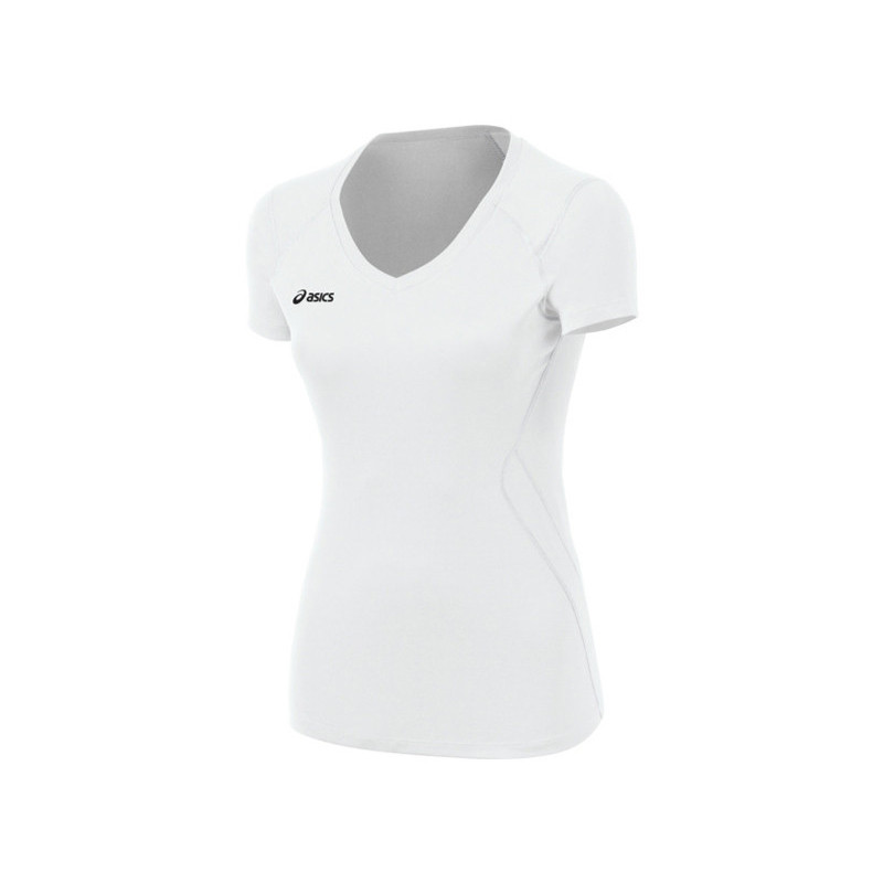 Asics Women's Jr. Set Jersey - White