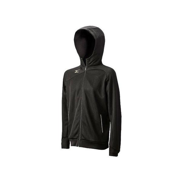 Mizuno Men's Pro Warm Up Jacket - Black