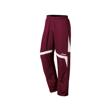 Asics Men's Jr. Surge Warm-Up Pant - Cardinal