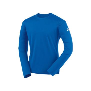 Asics Men's Circuit-7 Warm-Up Long Sleeve Shirt - Royal