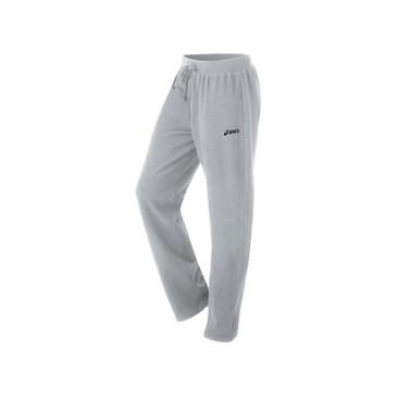 Asics Women's Fleece Pants - Grey