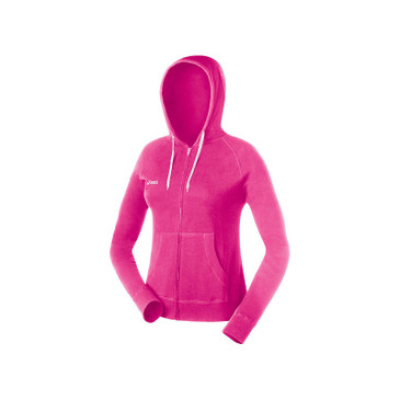 Asics Women's Fleece Hoody - Pink