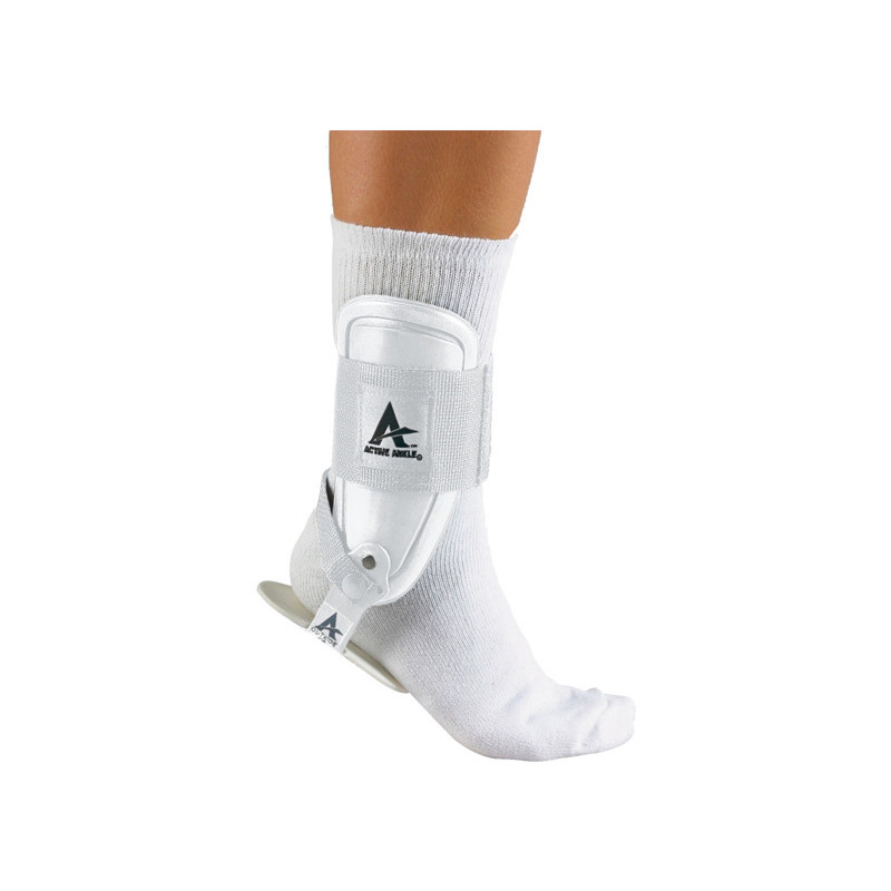 T2 Active Ankle - White