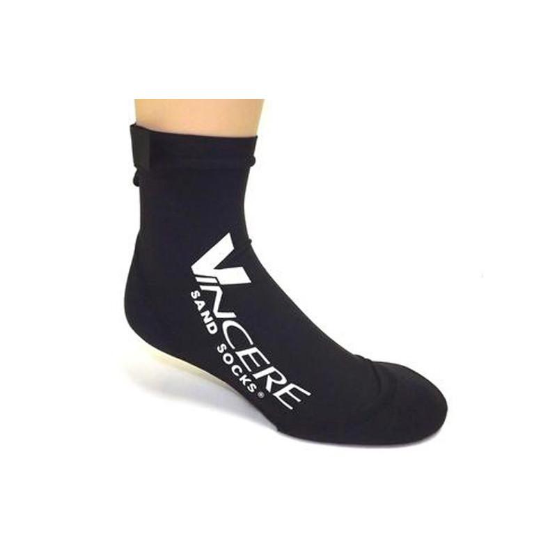 Vincere Sand Socks - Black