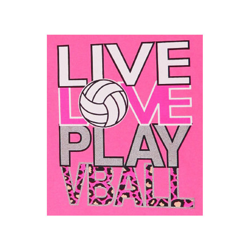 Live, Love, Play T-Shirt