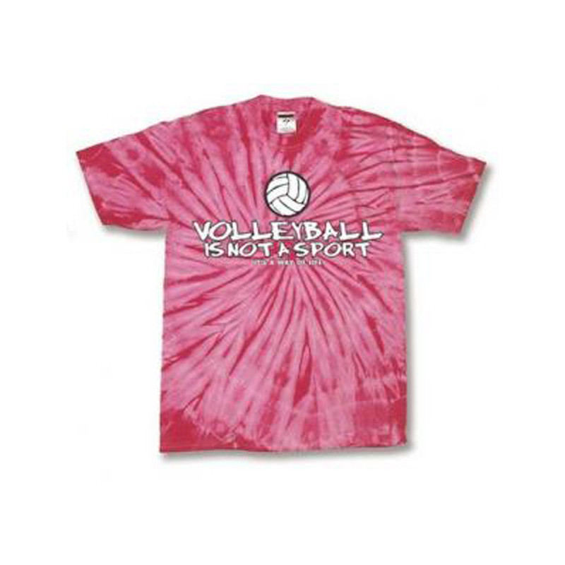 Way of Life Tie Dye T-Shirt