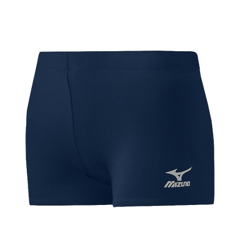 Mizuno Women's Vortex Hybrid Short - Navy