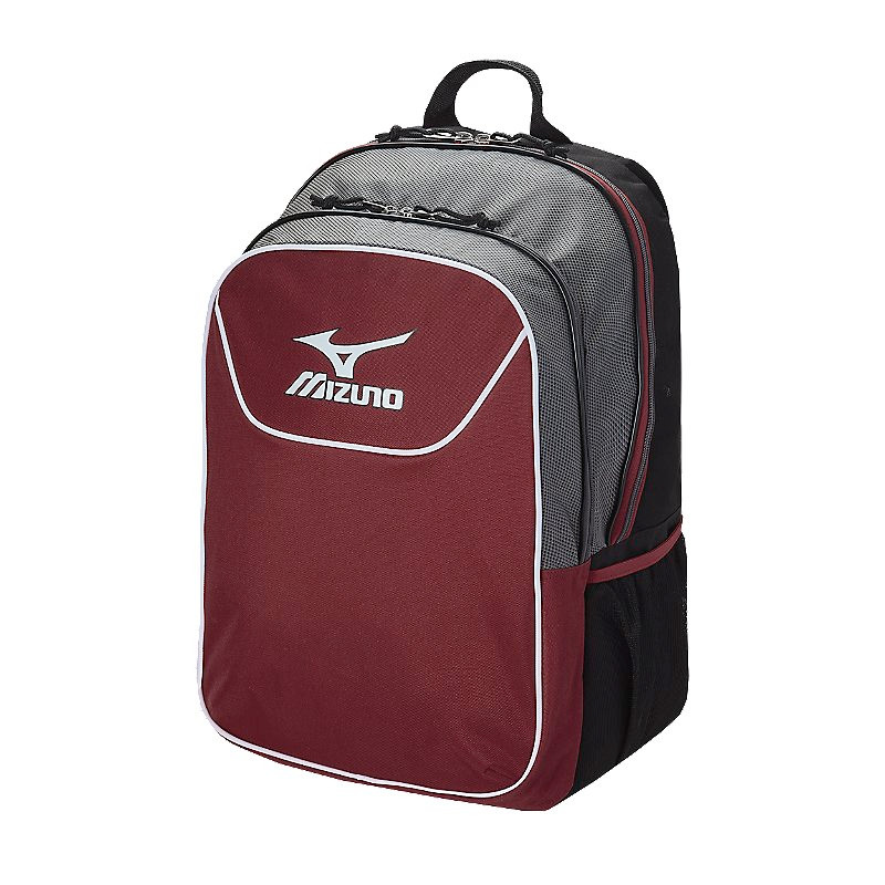 Mizuno Bolt Backpack - Cardinal
