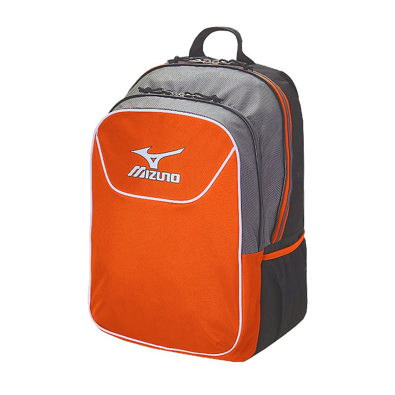 Mizuno Bolt Backpack - Orange