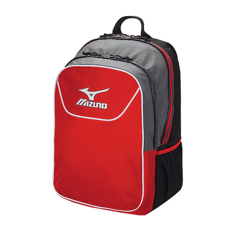 Mizuno Bolt Backpack - Red