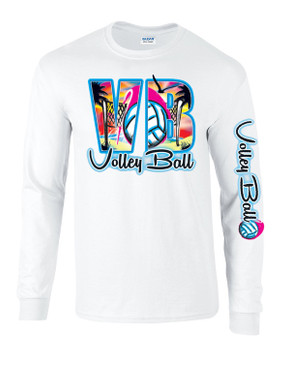 Airbrush LS T-Shirt
