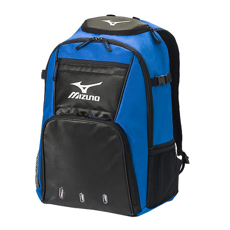 Mizuno Organizer G4 Backpack- Royal