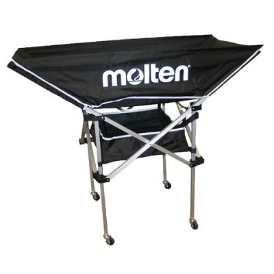 Molten Deluxe Series High Profile Hammock Ball Cart- Black