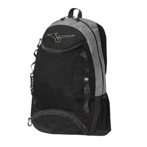 Mizuno Lightning Backpack- Black