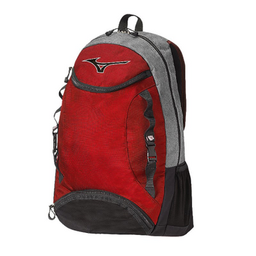 Mizuno Lightning Backpack- Red