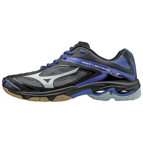 Mizuno Women's Wave Lightning Z3 - Black/Royal