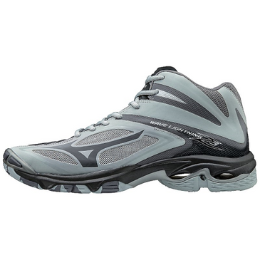 Mizuno Men's Wave Lightning Z3-MID-Grey