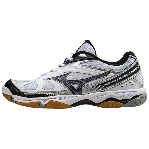 Mizuno Women's Wave Hurricane 2 - White/Black