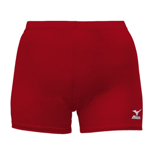 Mizuno Youth Vortex Short- Red