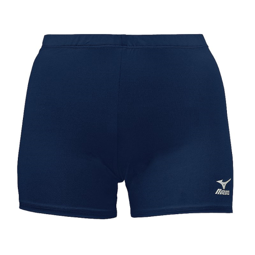 Mizuno Youth Vortex Short- Navy