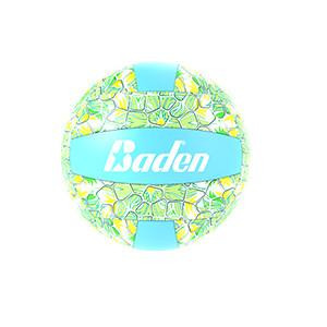 Baden Mini Hawaiian Volleyball-Green/Blue