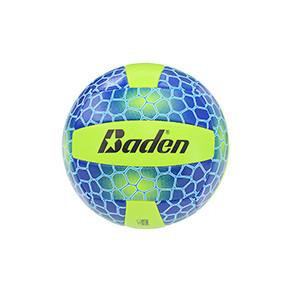 Baden Mini Tortoise Volleyball-Blue/Green