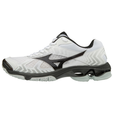 Mizuno Women's Wave Bolt 7 - White/Black