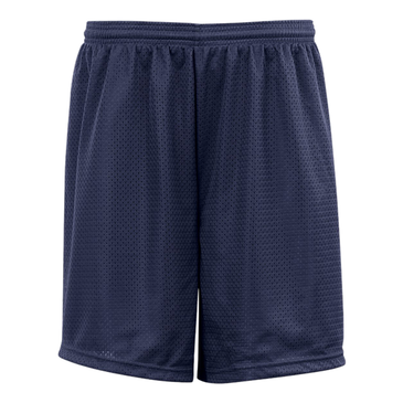 GLCYA Boy's Practice and Match Short- Navy
