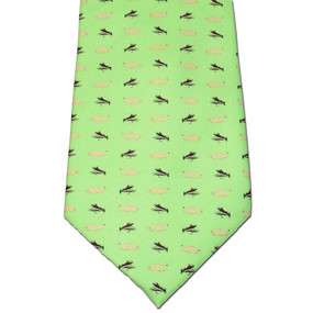 Fly Fishing Tie - Light Green