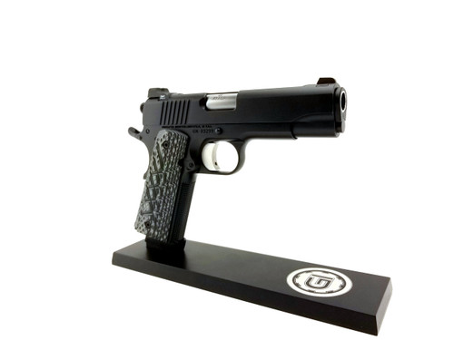 No Name Commander custom 1911 made by Guncrafter Industries in the USA.