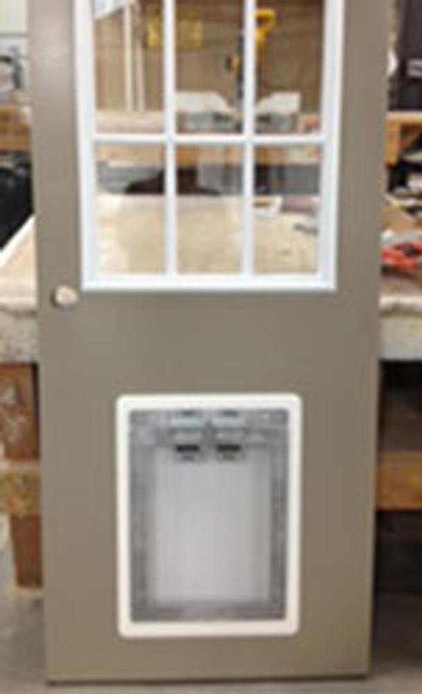 Heavy Duty / Easy PVC Door Trim Kit