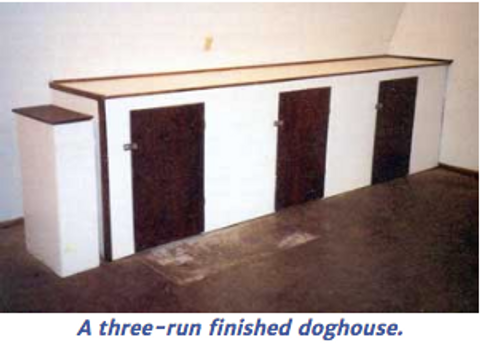 Add a Whelping Box to Your Indoor Doghouse