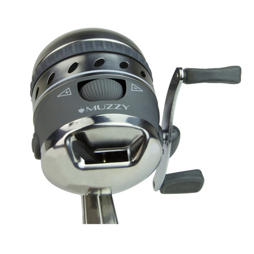 Muzzy XD Pro Spin Style Reel