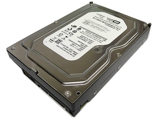 "160GB Western Digital SATA 3.5"" Desktop Hard Drive (WD1600JS)"