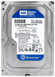 "320GB Western Digital Blue Caviar 7200RPM 16Mb SATA 3.5"" Hard Drive"