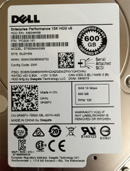 Dell Enterprise Performance 10k HDD v8 (with 0KG1CH Caddy) (1FD200-151)