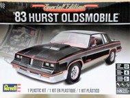 REVELL 1983 GM HURST OLDSMOBILE Special Edition MODEL KIT 1/25