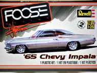 REVELL 1965 CHEVY IMPALA Foose Design MODEL KIT 1/25