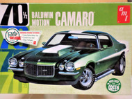 AMT 1970 1/2 CHEVY CAMARO  Model Kit  1/25 Scale