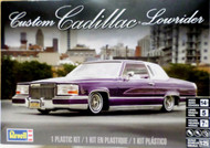 REVELL Custom Cadillac Lowrider  MODEL KIT 1/25