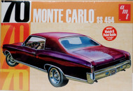 AMT 1970 CHEVY MONTE CARLO Model Kit  1/25 Scale